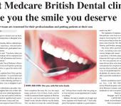 Medcare British dental clinic