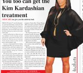 Kim Kardashian and radiofrequency