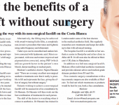 enjoy the benefits of a facelift without surgery