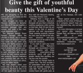 gift of beauty for valentine's