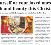 gift of health and beauty this Christmas