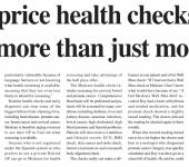 health checks 2017