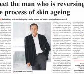 meet the man reversing skin ageing