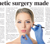 cosmetic surgery made easy