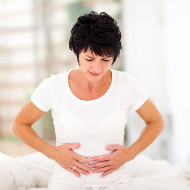 bloating is a symptom of ovarian cancer