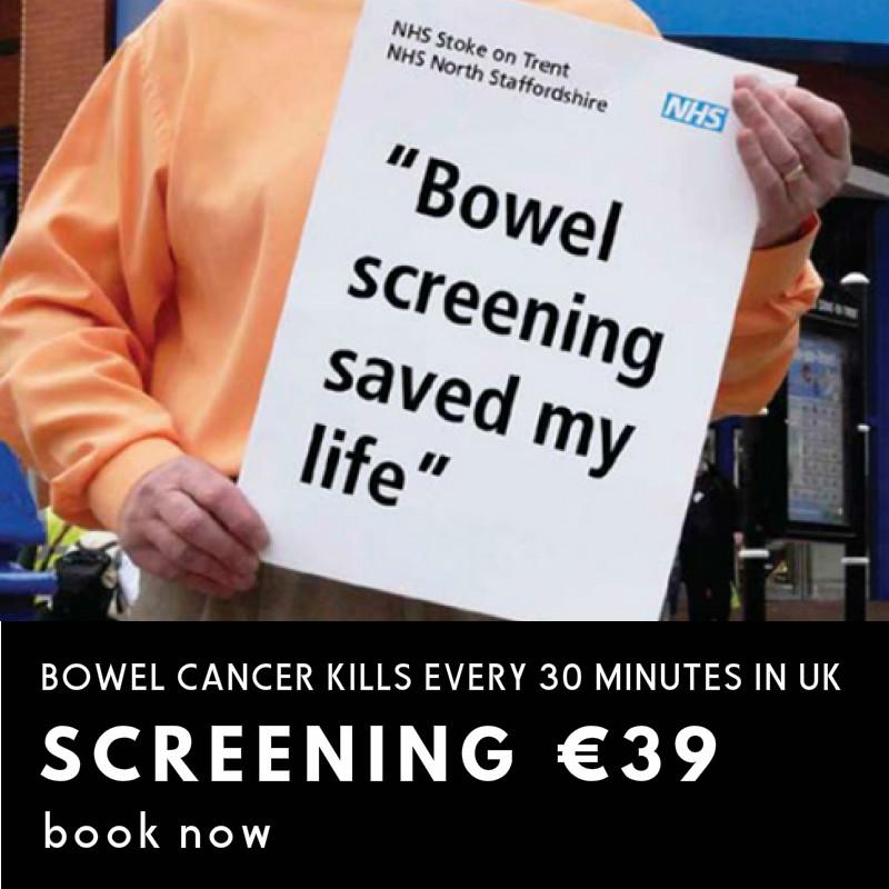 BOWEL CANCER SCREENING