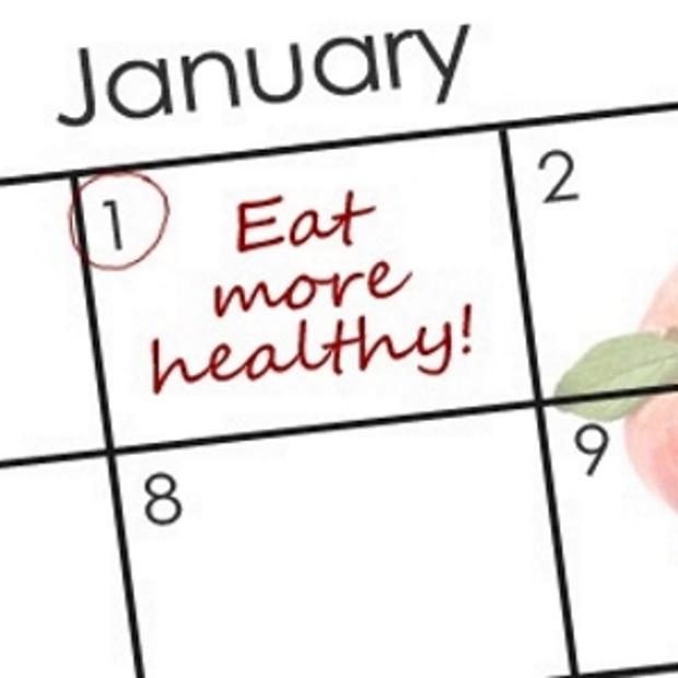 a healthy new year calendar