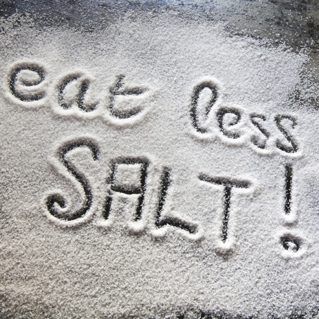 cut down salt