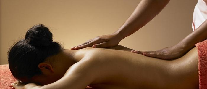 Valentine massage