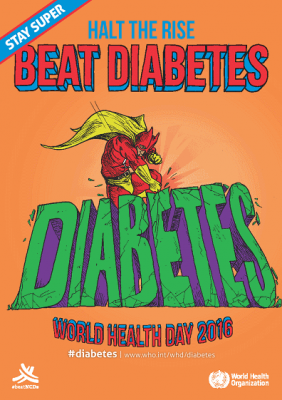 beat diabetes small