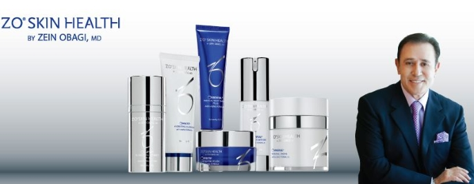 dr obagi with zo products