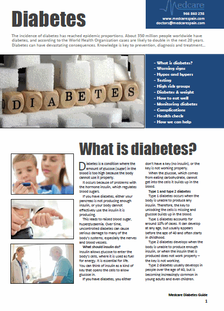 cover diabetes guide