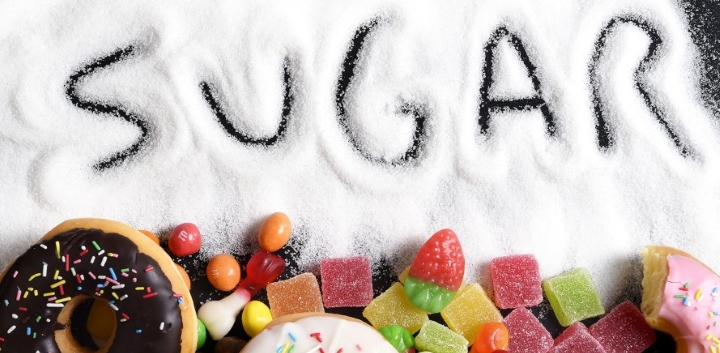 how much sugar is there in your food