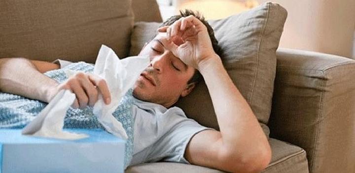 suffering man flu