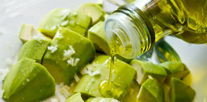 good fats avocado and olive oil