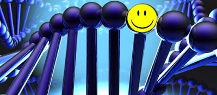 happiness gene