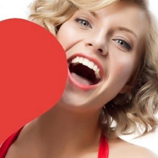 valentine smile - teeth whitening