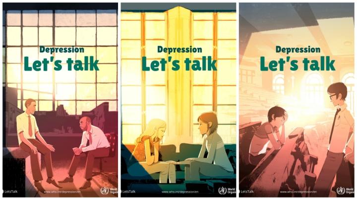 depression world health day