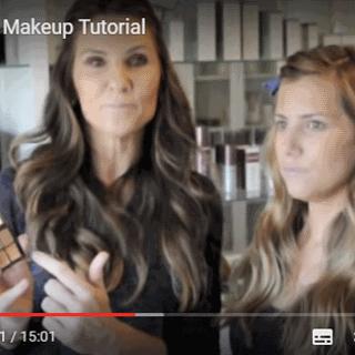 glo makeup tutorial