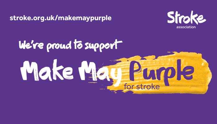make may purple logo