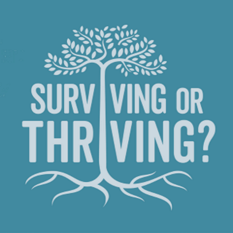 surviving or thriving mental health