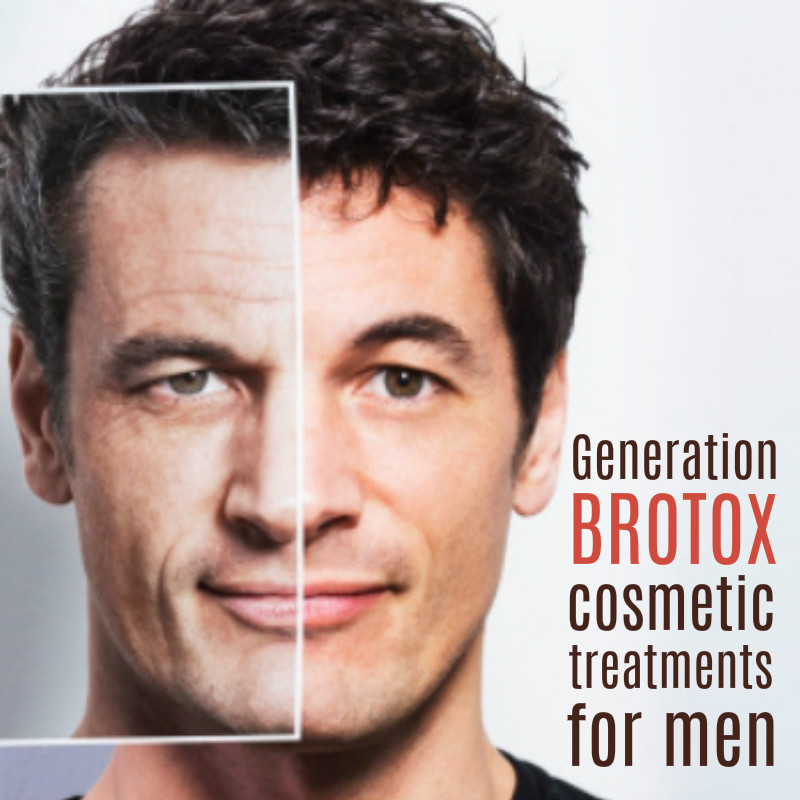 generation brotox cosmetic treatments for men