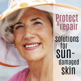 protect and repair sun damaged skin