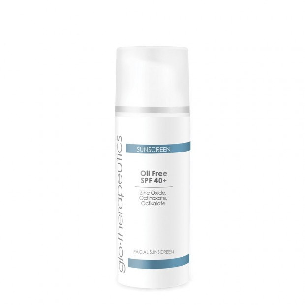 Glo Oil Free SPF 40+ sunscreen - special offer - Medcare ...