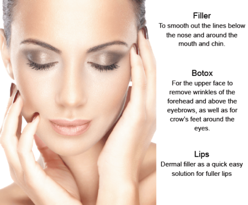 10 Discount Off Botox And Fillers Plus Free Facial Peel